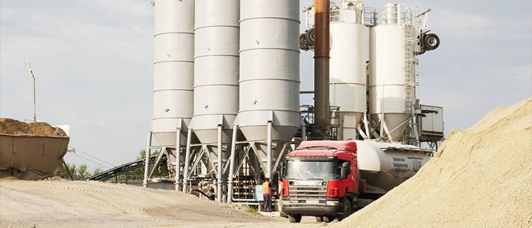 Анализ стоимости бетонных заводов